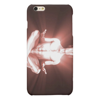Creative Music and Dream State Technology as Art Matte iPhone 6 Plus Case