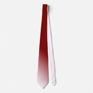 Creative Original Stylish Red Abstract Neck Tie