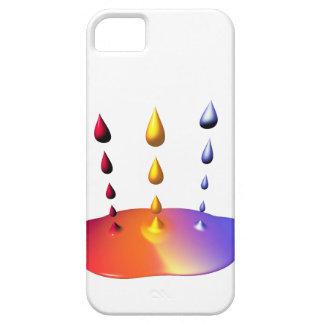 Creative Paint Mix iPhone 5 Case