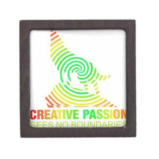 Creative Passion See's No Boundaries Gift Box