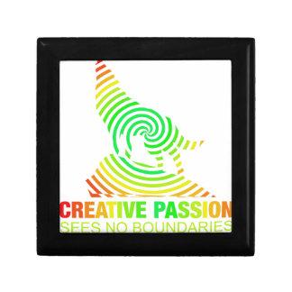 Creative Passion See's No Boundaries Jewelry Box