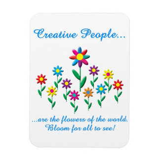 Creative People Magnet