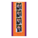 Creative Photo Booth Save the Date Invitations