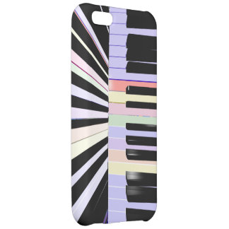 Creative Piano Keyboard Colors iPhone 5C Cases