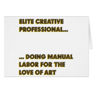 Creative Professional Line Card