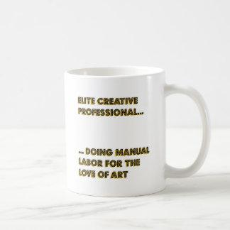 Creative Professional Line Coffee Mug