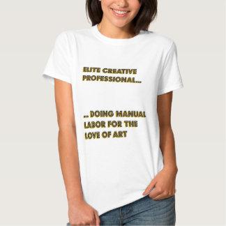 Creative Professional Line T Shirt
