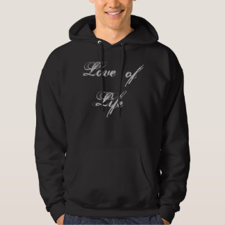 Creative secrets hooded pullover