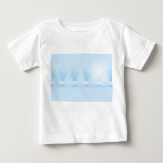 Creative Thinking and Thought for an Idea Baby T-Shirt