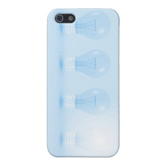 Creative Thinking and Thought for an Idea iPhone SE/5/5s Cover