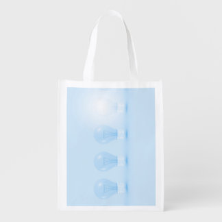 Creative Thinking and Thought for an Idea Reusable Grocery Bag