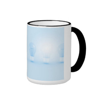 Creative Thinking and Thought for an Idea Ringer Mug