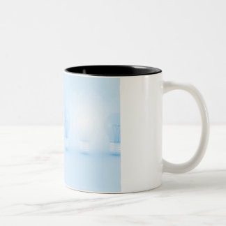 Creative Thinking and Thought for an Idea Two-Tone Coffee Mug