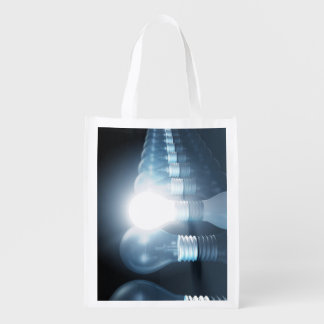 Creative Thinking Reusable Grocery Bag