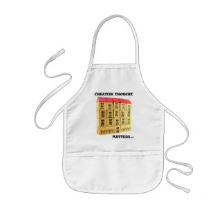 Creative Thought Apron