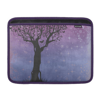 Creative Tree Silhouette Sleeve For MacBook Air