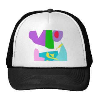 Creative Water Tap Yellow Snake Wayside Mesh Hats