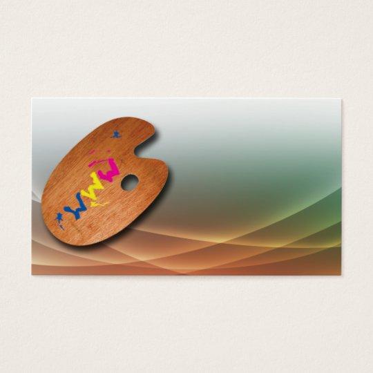 Creative Web Business Card