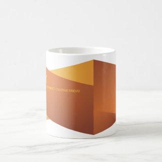 Creative weekdays mug (Friday)