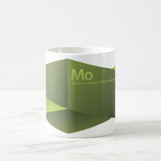 Creative weekdays mug (Monday)