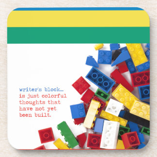 Creative Writer s Block Solution Coasters