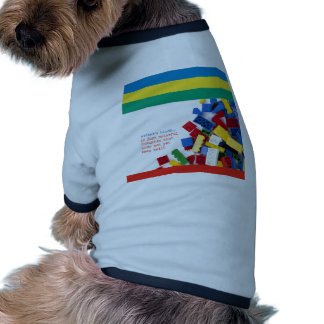 Creative Writer's Block Solution Pet Clothing