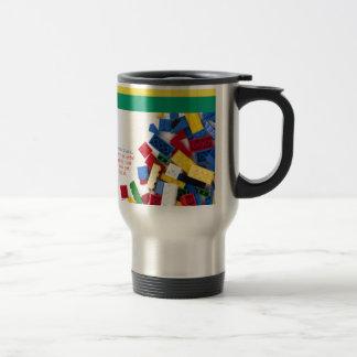 Creative Writer's Block Solution Travel Mug
