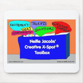 Creative X-Spot® Toolbox Mouse Pad