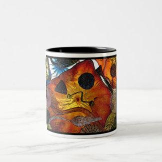 CreativeAngelDesigns Floating Glass Series Coffee Mug