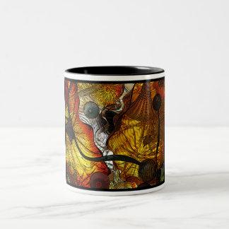 CreativeAngelDesigns Floating Glass Series Coffee Mugs