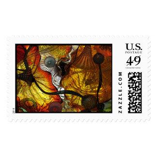 CreativeAngelDesigns Floating Glass Series Stamp