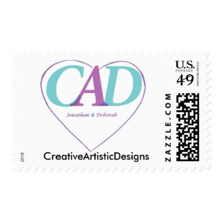 CreativeArtisticDesign Stamp