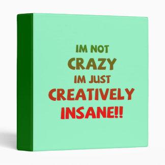 Creatively Insane - Binder
