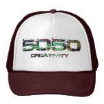 Creatividad 5050 gorros bordados