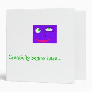 Creatividad de la carpeta
