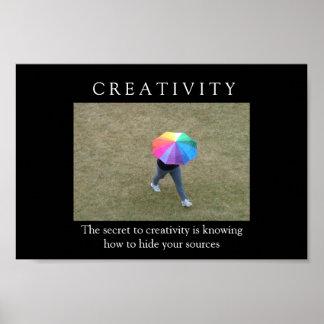 Creatividad Posters