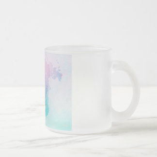 Creativity and Business Innovation as a Concept Frosted Glass Coffee Mug