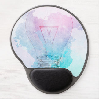 Creativity and Business Innovation as a Concept Gel Mouse Pad