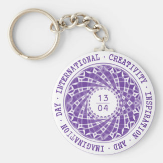 Creativity and Inspiration Day Key Chains