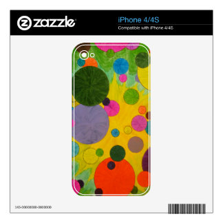 Creativity and Inspiration iPhone 4/4S Skin Skins For iPhone 4