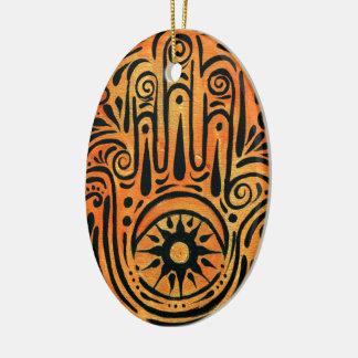 Creativity and Success Ceramic Ornament