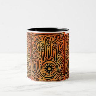 Creativity and Success Two-Tone Coffee Mug