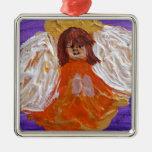 Creativity Angel Christmas Ornaments