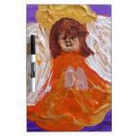 Creativity Angel Dry-Erase Board