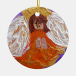 Creativity Angel Ornament