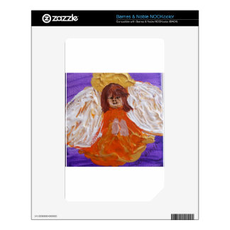 Creativity Angel Skins For The NOOK Color