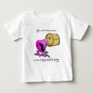 creativity baby T-Shirt