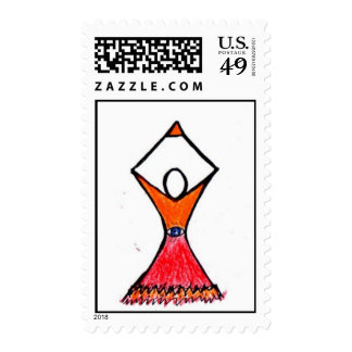 creativity home postage stamps