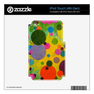 Creativity & Inspiration iPod Touch (4thGen) Skin Decals For iPod Touch 4G