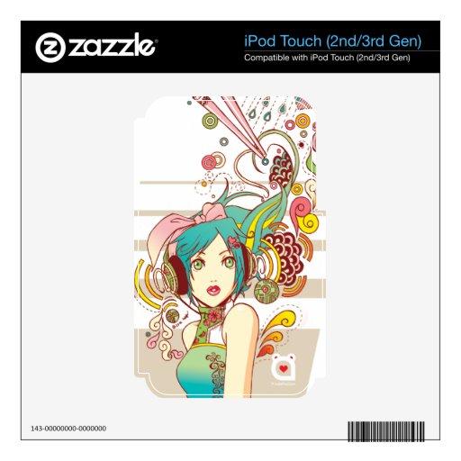 Creativity iPod Touch Skin